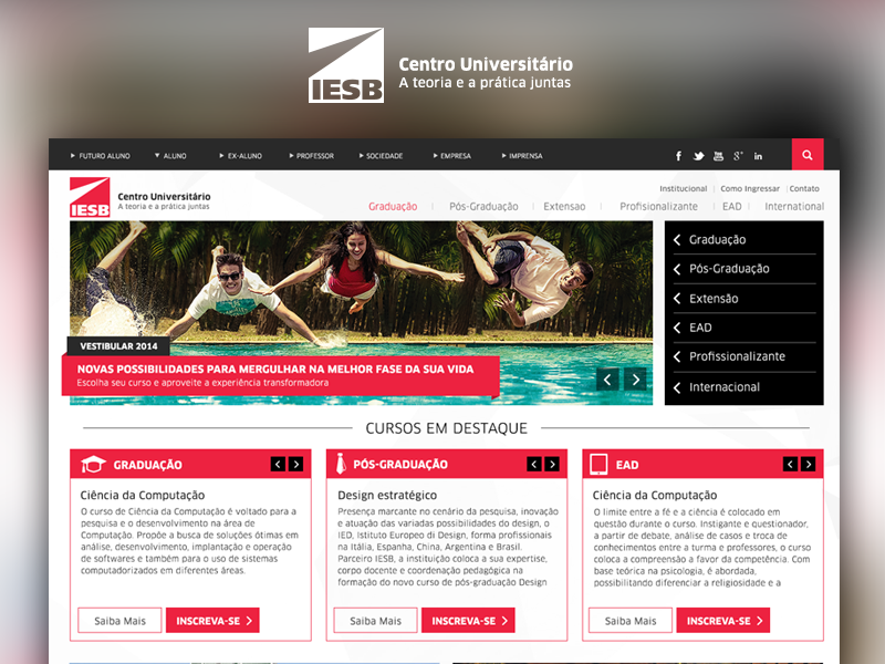 IESB Portal iesb university portal