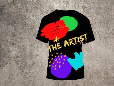 T-Shirt Design Template template design t-shirt 3d branding graphic design