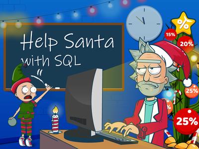 Help Santa with SQL!  🤟🏻
