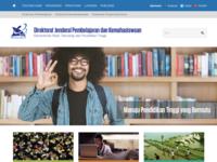Website redesign for Belmawa