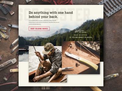Killed Website Concept