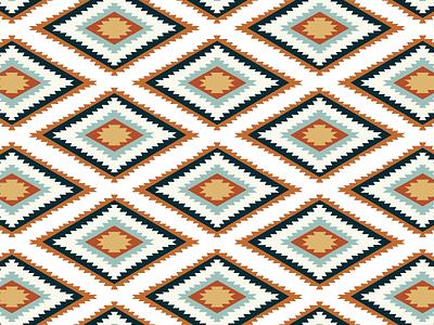 Southwestern Pattern vector branding neutrals new mexico pattern southwestern