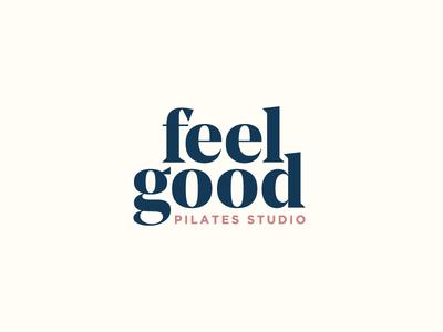 Feel Good Pilates Logo