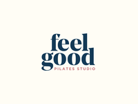 Feel Good Pilates Logo