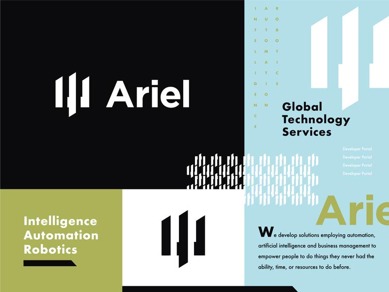 Ariel Logo - Option 1