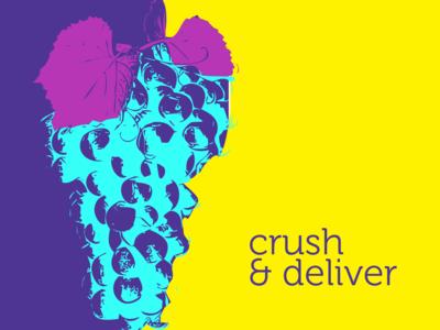 crush & deliver