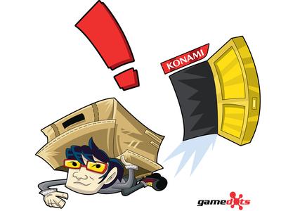 Kojima se fuga de Konami