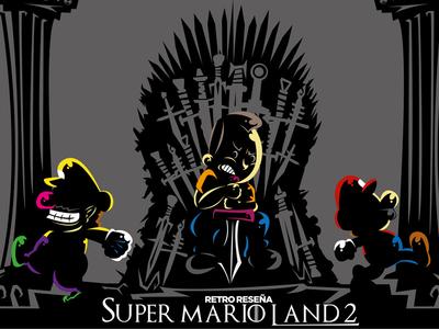 Retro Reseña Super Mario Land 2