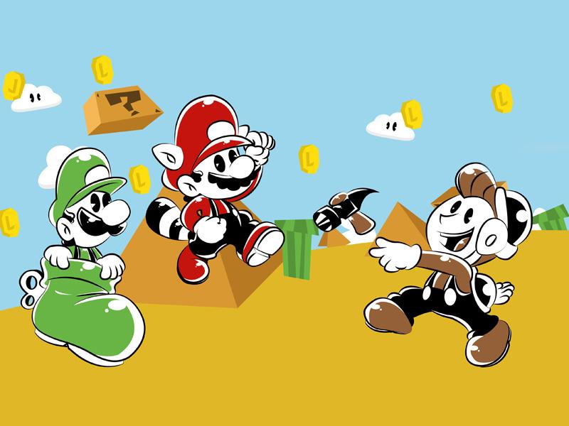 Resena Super Mario Bros 3 By Lorenzo Aburto Carrasco On Dribbble