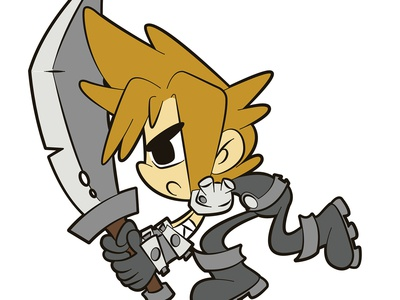 Cloud Strife dice: Alle voy