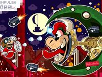 Cuphead x Super Mario