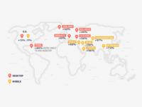 Global Data Map