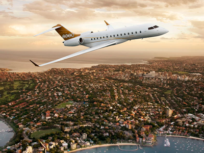 Bombardier Composite retouching photo