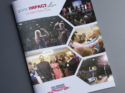 Big Impact Live Booklet Cover