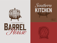 Barrel House Brand Exploration
