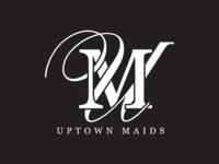 Uptown Maids Logo
