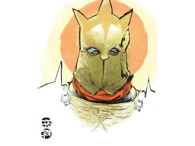GoT mystery wacom character sketch bw illustration illustrator got gameofthrones