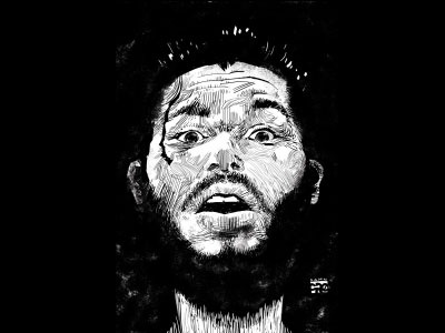 You know nothing... black and white photoshop wacom sketch character illustration got game of thrones jon snow