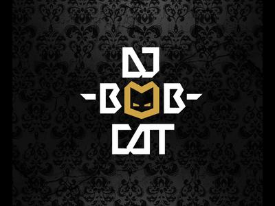 Dj Bobcat Logo Design