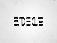 Adele Ambigram v.2