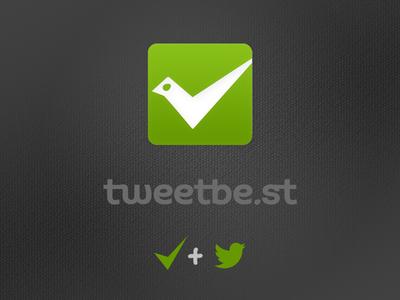 Tweetbe.st App Logo Design