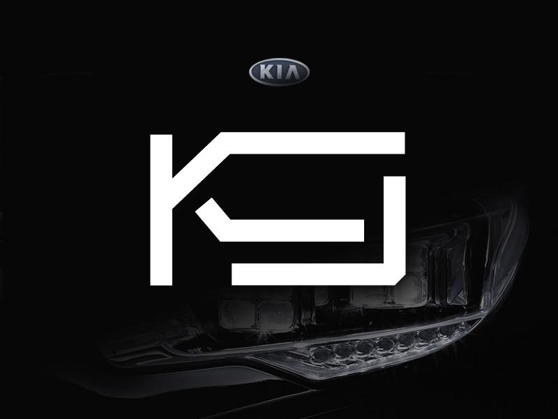 Kia K9 Logo Design By Ralev Com On Dribbble
