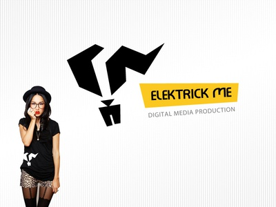 Elektrick Me Logo Design