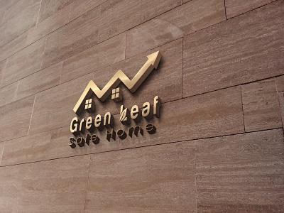Real Estate logo icon design branding logo logo design illustration initial logo real estate logo real estate