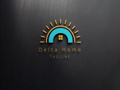 Real Estate logo icon design branding logo logo design initial logo illustration realestate real estate logo