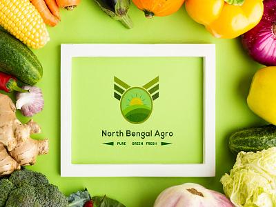 Farm/Agro Logo graphics design agro logo farm logo design branding logo logo design initial logo illustration