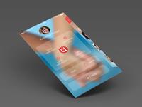 UnRavel App Redesign Menu