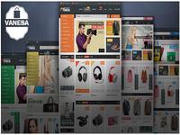 Vanesa - Mega Store Responsive Opencart Theme