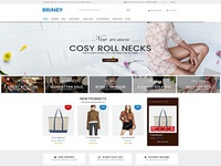 Briney - Responsive Accessories Theme For Magento