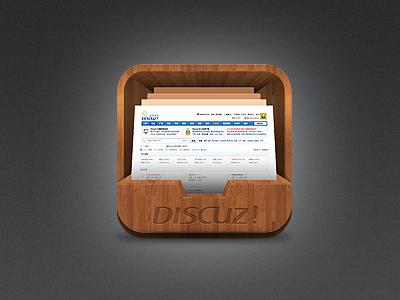 draft for another iOS App ios app icon