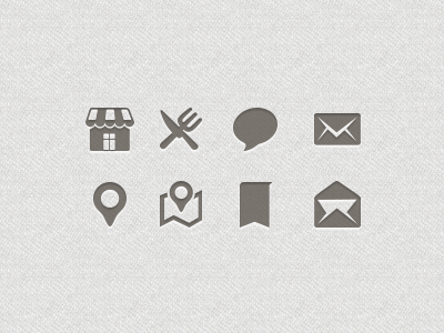 Some icons icon icons