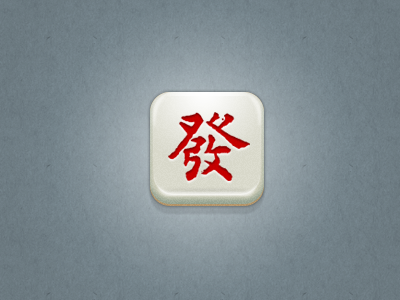 Mahjong ios icon mahjong