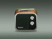 Douban Fm App icon