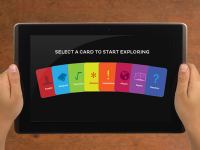 Hero Shot II hero shot cards learning hands wood typeface icons game ui interface touchscreen