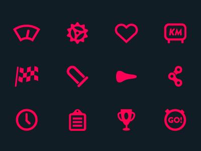 velo icons dribbble