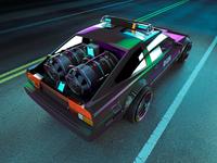 CyberPolice   Nissan 300zx