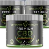 Veterans Vitality CBD Gummies