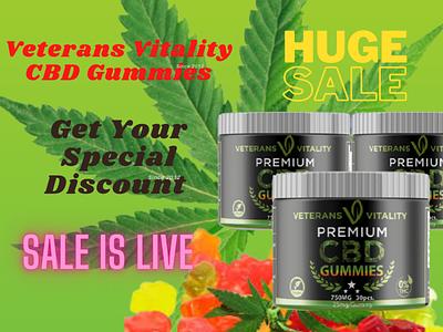 Veterans Vitality CBD Premium GummiesKeep You Calm & Happy veterans vitality cbd gummies