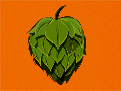 GIVE ME THAT HOP STUFF illustration beer product drinks