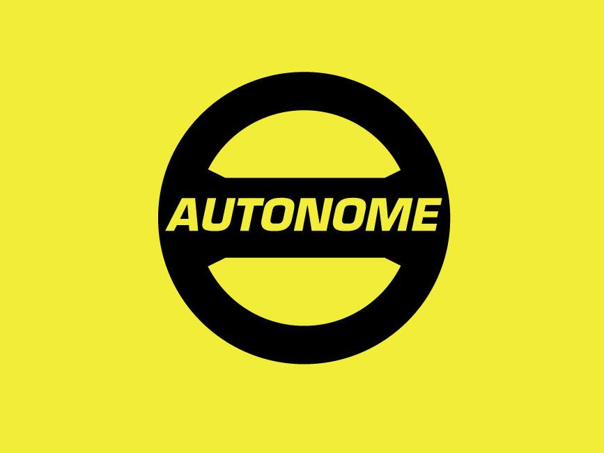 Daily Logo Challenge - Day 5 Autonomous Driving Car by Craig