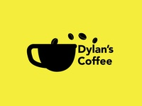 Daily Logo Challenge - Day 6 Coffee Logo