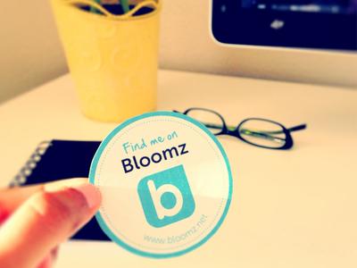 Bloomz Sticker