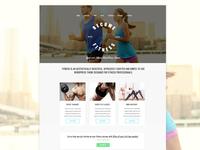 Fitness theme