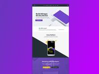 AR/VR Mobile App Developer Site