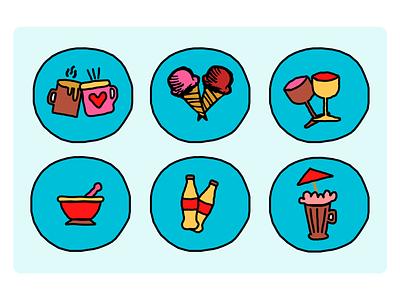 Iconset ui illustration ux design mobile app design dailuichallenge app app design adobe