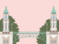Seattle's Montlake Bridge